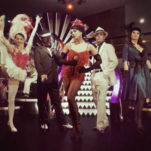 Martini Blues Cabaret